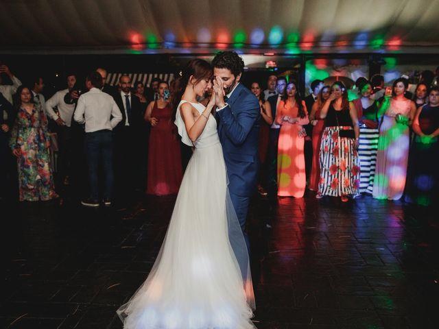 La boda de Félix y Patricia en Fresno De Torote, Madrid 45