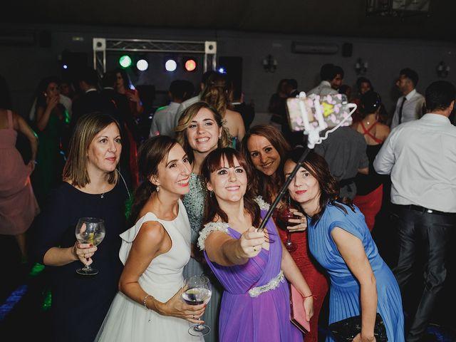La boda de Félix y Patricia en Fresno De Torote, Madrid 48