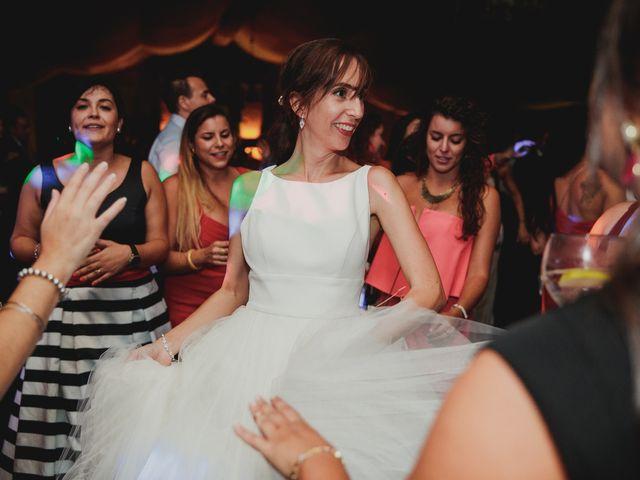 La boda de Félix y Patricia en Fresno De Torote, Madrid 50