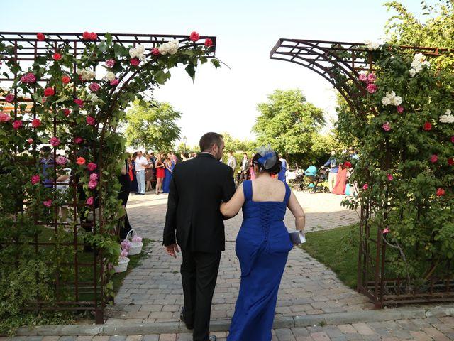 La boda de José Manuel y Laura en Carranque, Toledo 14