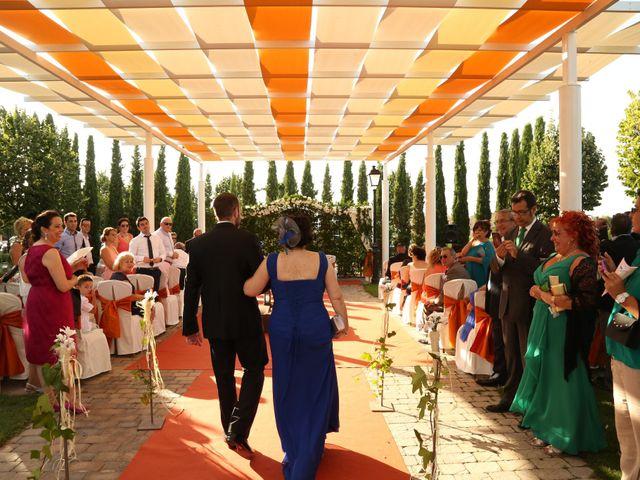 La boda de José Manuel y Laura en Carranque, Toledo 15