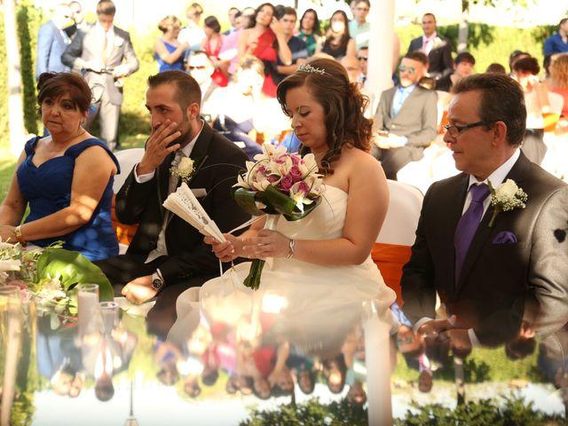 La boda de José Manuel y Laura en Carranque, Toledo 18