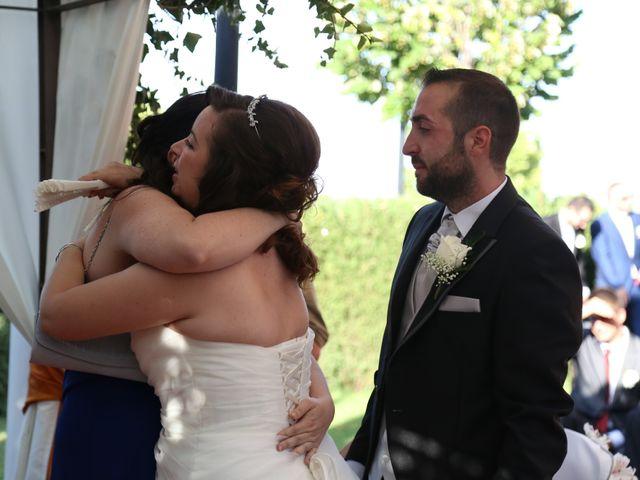 La boda de José Manuel y Laura en Carranque, Toledo 19