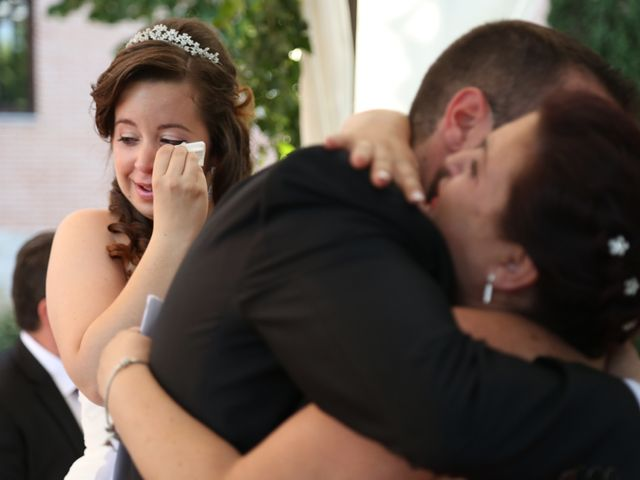 La boda de José Manuel y Laura en Carranque, Toledo 21