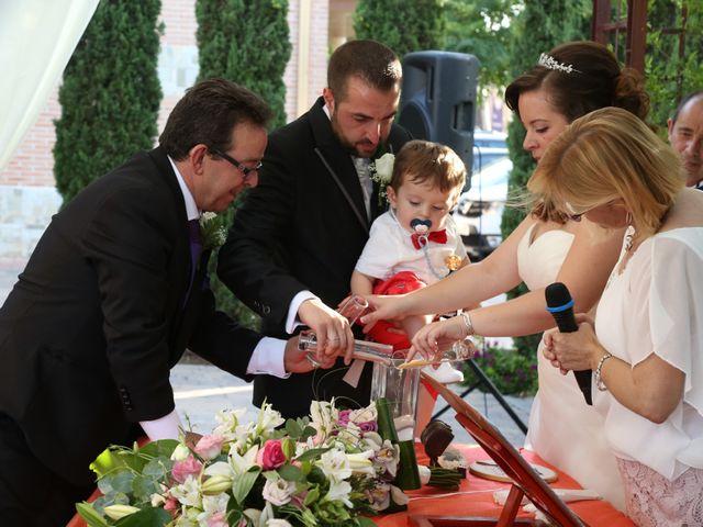 La boda de José Manuel y Laura en Carranque, Toledo 24