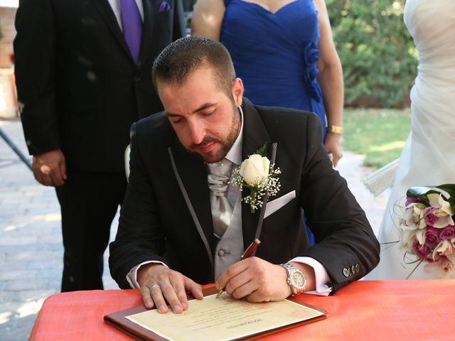La boda de José Manuel y Laura en Carranque, Toledo 28