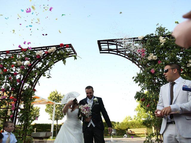 La boda de José Manuel y Laura en Carranque, Toledo 29