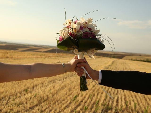 La boda de José Manuel y Laura en Carranque, Toledo 1