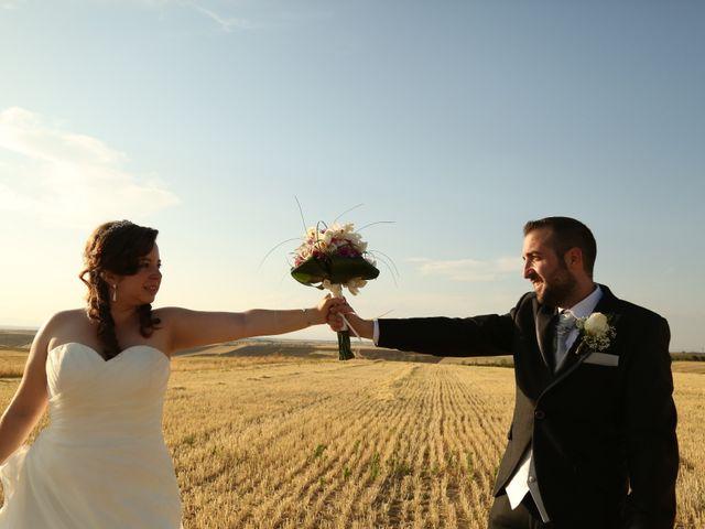 La boda de José Manuel y Laura en Carranque, Toledo 31