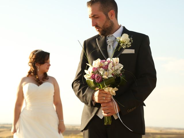 La boda de José Manuel y Laura en Carranque, Toledo 33