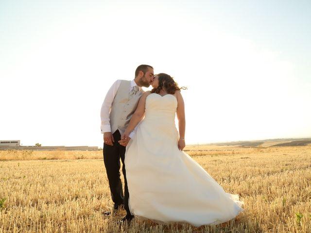 La boda de José Manuel y Laura en Carranque, Toledo 38