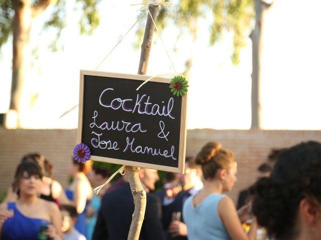 La boda de José Manuel y Laura en Carranque, Toledo 39