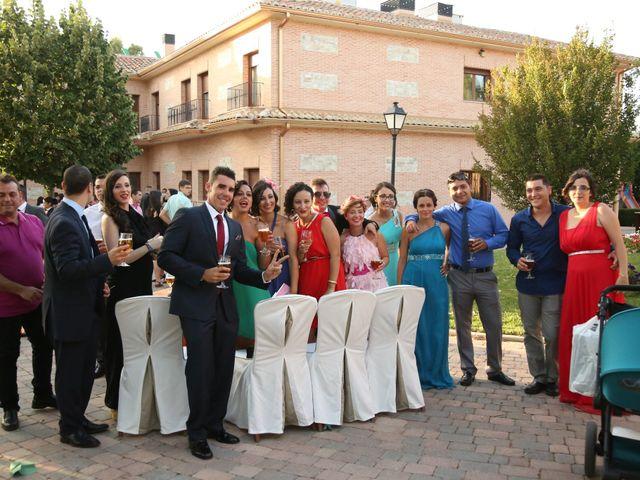La boda de José Manuel y Laura en Carranque, Toledo 40