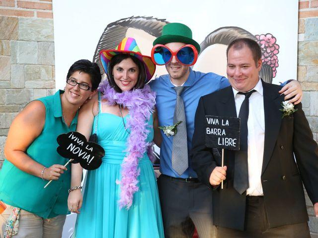 La boda de José Manuel y Laura en Carranque, Toledo 43