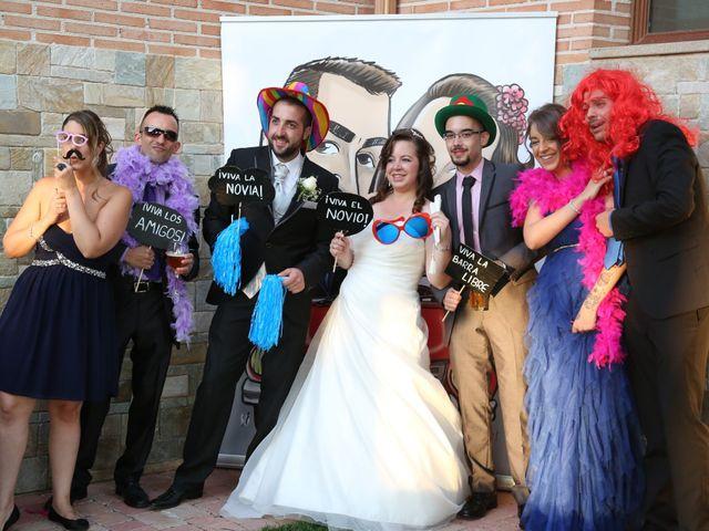 La boda de José Manuel y Laura en Carranque, Toledo 45