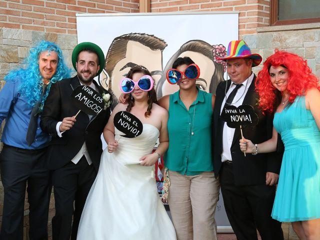 La boda de José Manuel y Laura en Carranque, Toledo 46