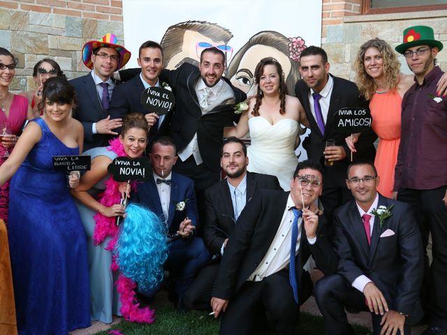 La boda de José Manuel y Laura en Carranque, Toledo 48