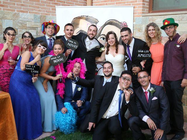 La boda de José Manuel y Laura en Carranque, Toledo 49