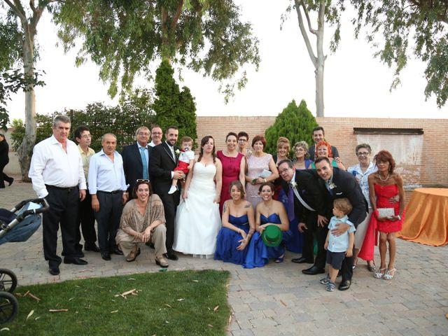 La boda de José Manuel y Laura en Carranque, Toledo 50