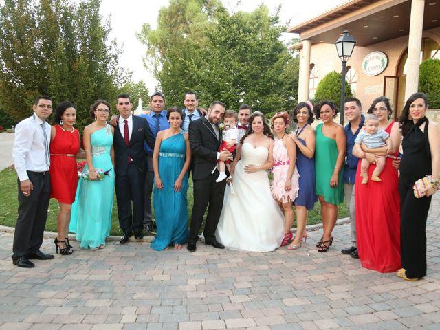 La boda de José Manuel y Laura en Carranque, Toledo 51