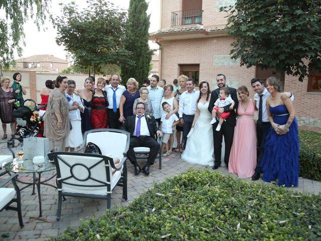 La boda de José Manuel y Laura en Carranque, Toledo 54