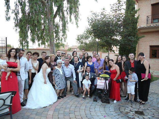 La boda de José Manuel y Laura en Carranque, Toledo 55