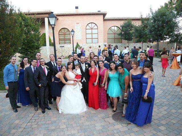 La boda de José Manuel y Laura en Carranque, Toledo 56