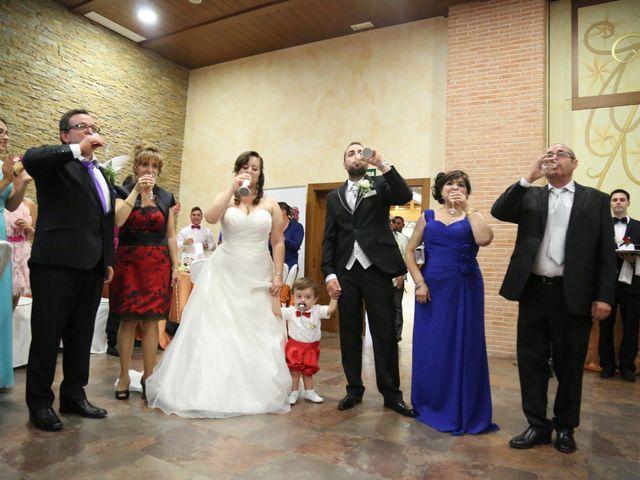 La boda de José Manuel y Laura en Carranque, Toledo 57