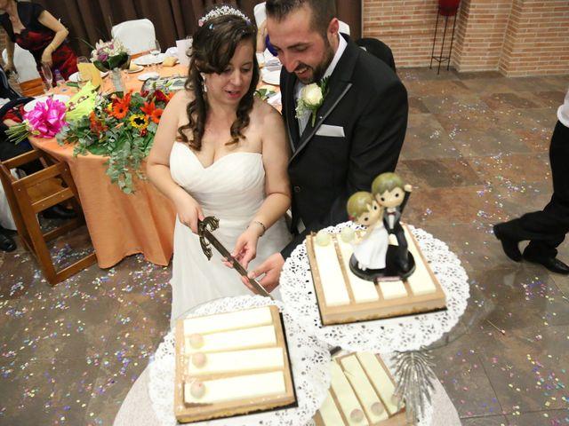 La boda de José Manuel y Laura en Carranque, Toledo 58