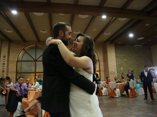 La boda de José Manuel y Laura en Carranque, Toledo 63