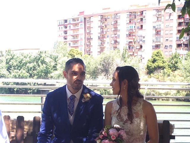La boda de Emilio y Azahara en Zaragoza, Zaragoza 4