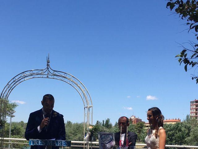 La boda de Emilio y Azahara en Zaragoza, Zaragoza 5