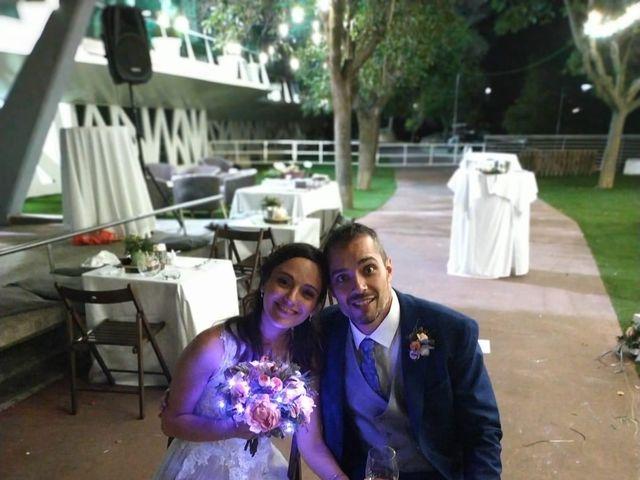 La boda de Emilio y Azahara en Zaragoza, Zaragoza 8