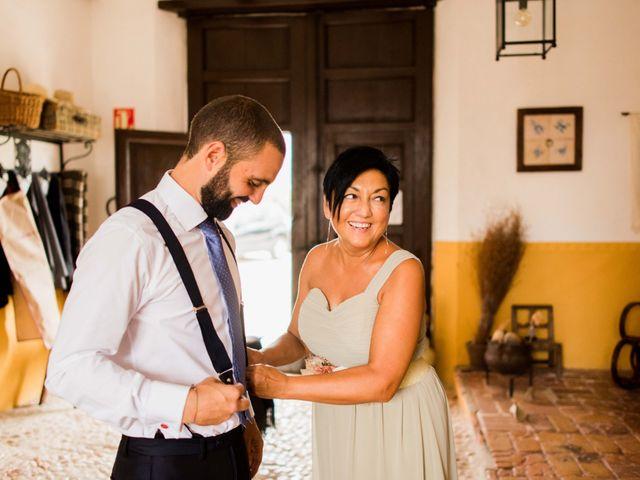La boda de David y Julia en Enguera, Valencia 11