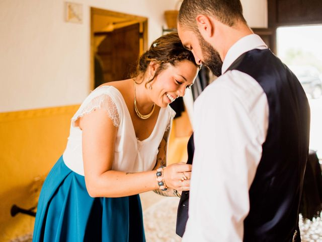 La boda de David y Julia en Enguera, Valencia 12