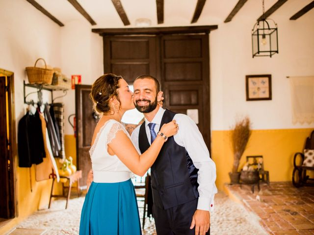 La boda de David y Julia en Enguera, Valencia 13