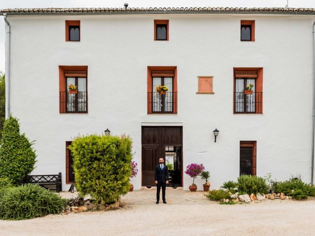 La boda de David y Julia en Enguera, Valencia 14