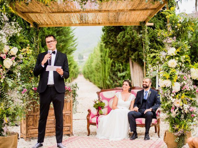 La boda de David y Julia en Enguera, Valencia 38