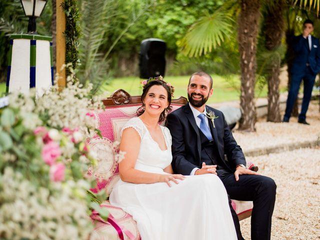 La boda de David y Julia en Enguera, Valencia 39