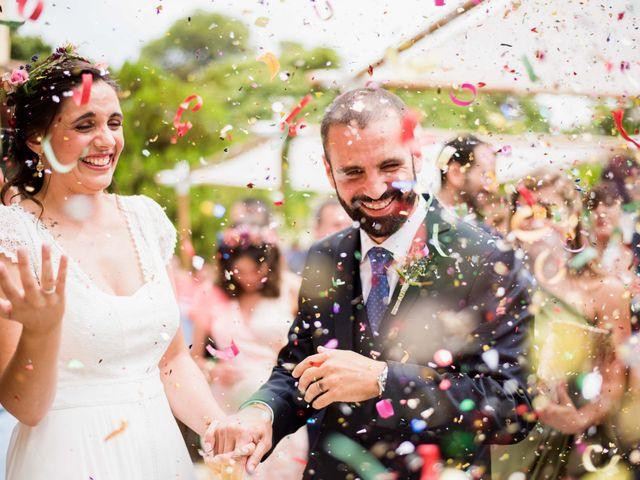 La boda de David y Julia en Enguera, Valencia 44