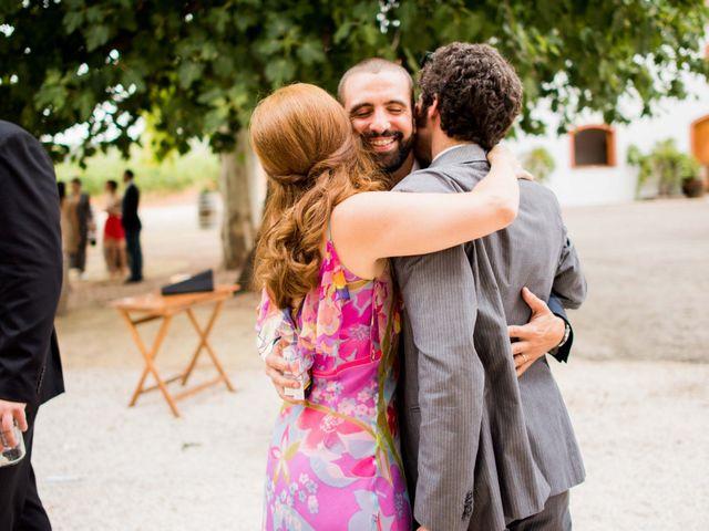 La boda de David y Julia en Enguera, Valencia 50