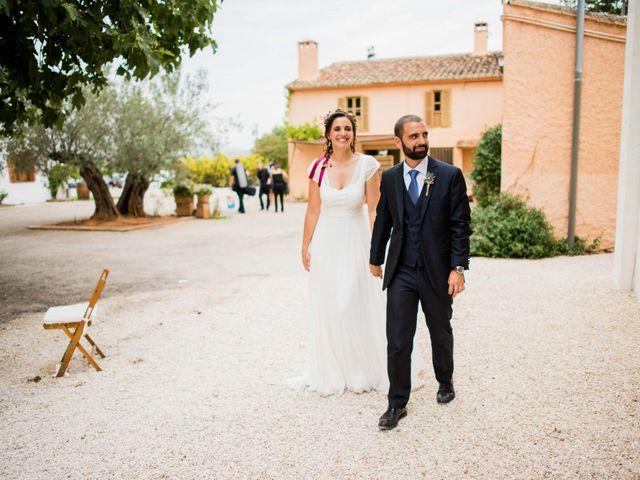 La boda de David y Julia en Enguera, Valencia 52