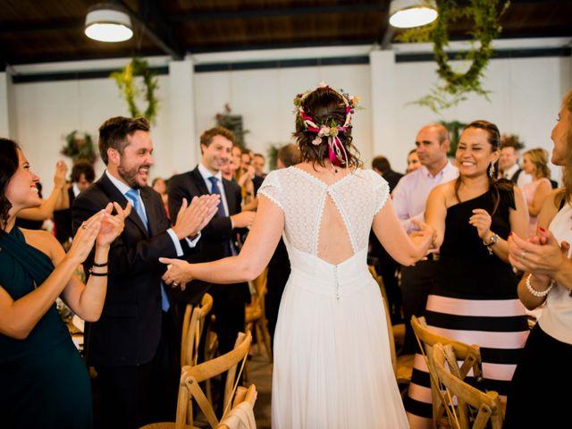 La boda de David y Julia en Enguera, Valencia 54