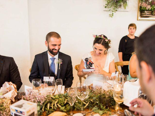 La boda de David y Julia en Enguera, Valencia 55