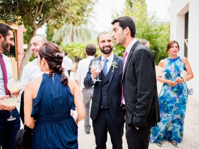 La boda de David y Julia en Enguera, Valencia 64