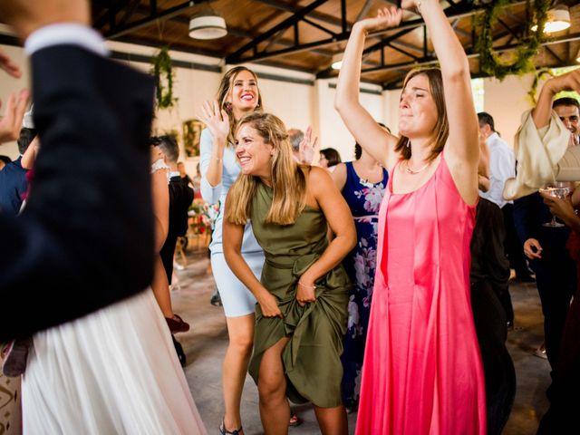 La boda de David y Julia en Enguera, Valencia 72