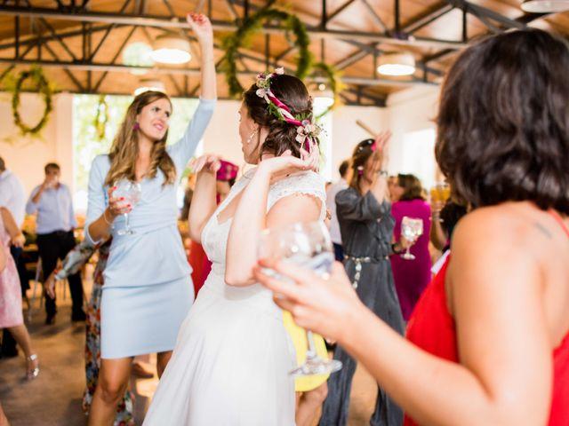 La boda de David y Julia en Enguera, Valencia 74