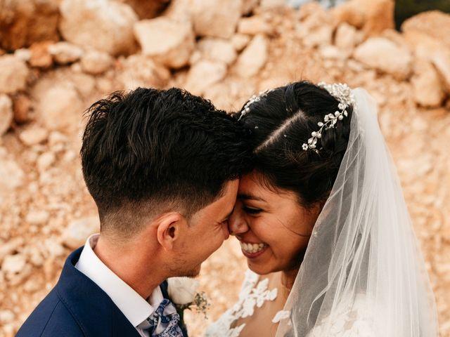 La boda de Gabriela y Leo