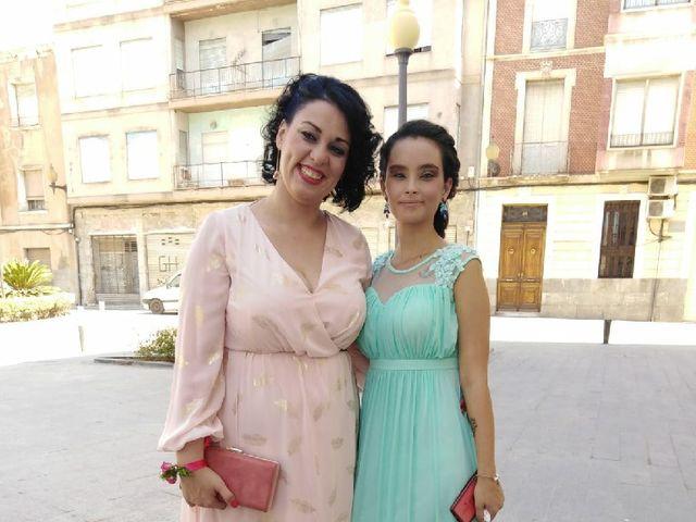 La boda de Alberto  y Tamara en Orihuela, Alicante 2