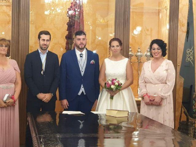 La boda de Alberto  y Tamara en Orihuela, Alicante 1